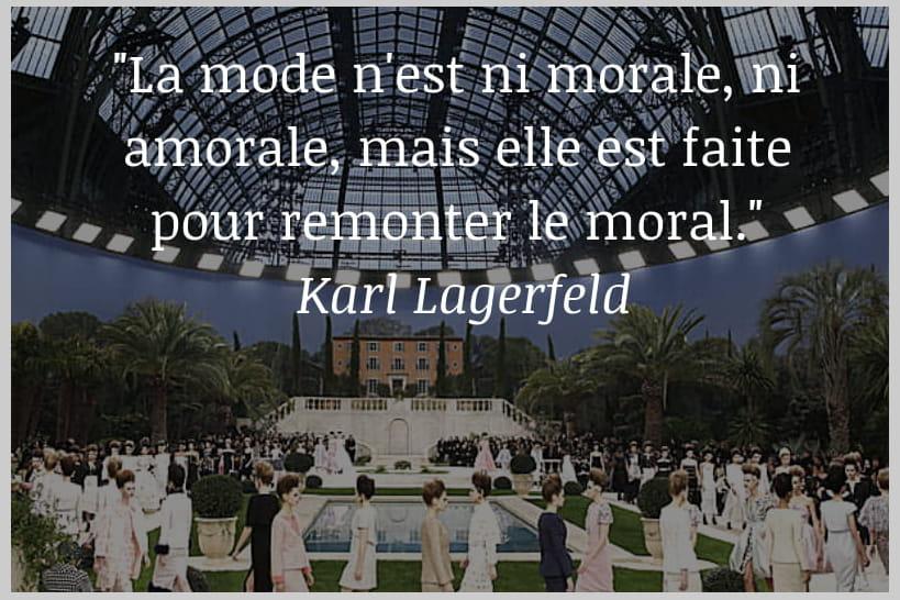 Karlismes: les inoubliables citations de Karl Lagerfeld