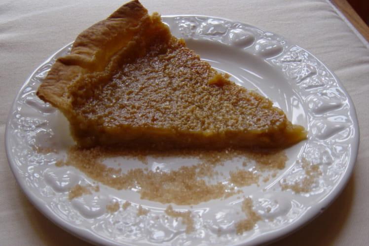 Tarte au sucre : la meilleure recette