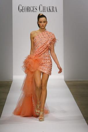 georges chakra, collection couture printemps-été 2011