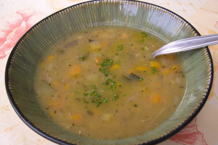 Soupe au pistou de Josiane