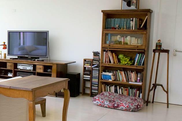 Ancienne bibliothèque chinée