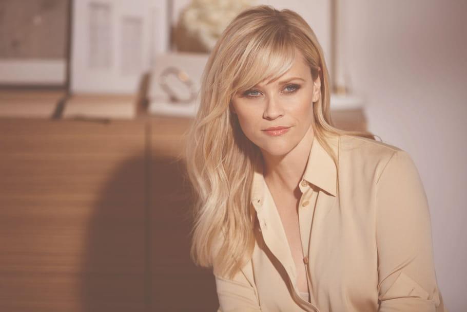 Reese Witherspoon, nouveau visage d'Elizabeth Arden