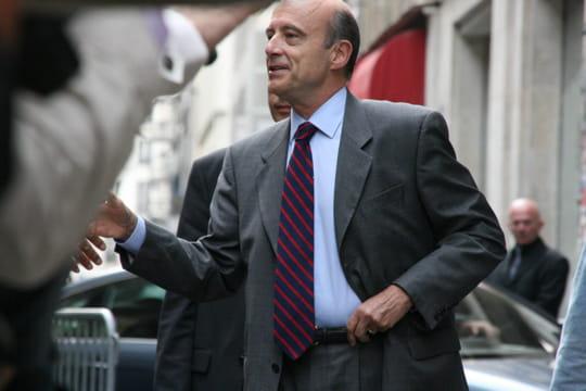Alain Juppé condamné