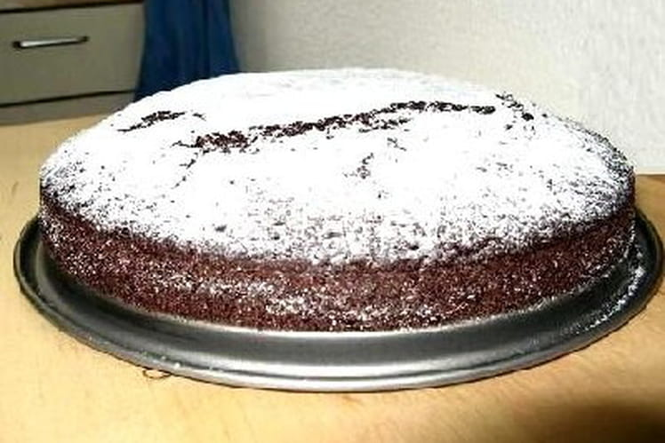 Gâteau au chocolat molleux