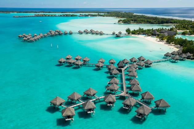Le Méridien Bora Bora à Bora Bora en Polynésie Française