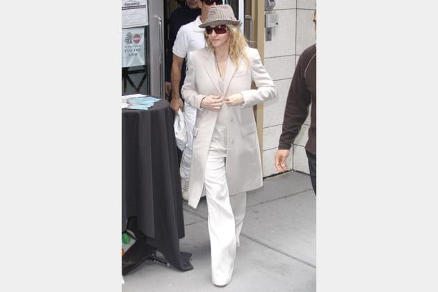 Madonna le 16mai 2009