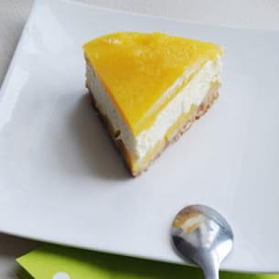 cheesecake crémeux mangue et citron vert