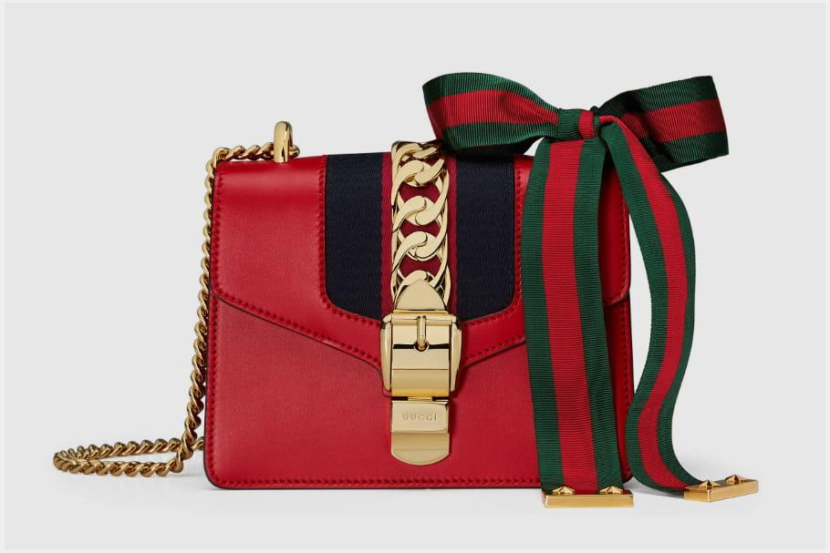"Mini sac ""Sylvie"" de Gucci"