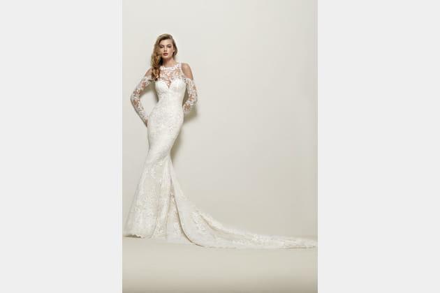 Robe de mariée Dribae de Pronovias