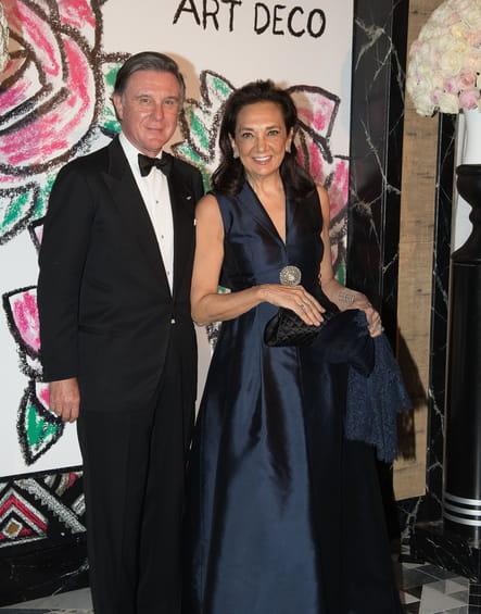 Alberto et Giovanna Repossi