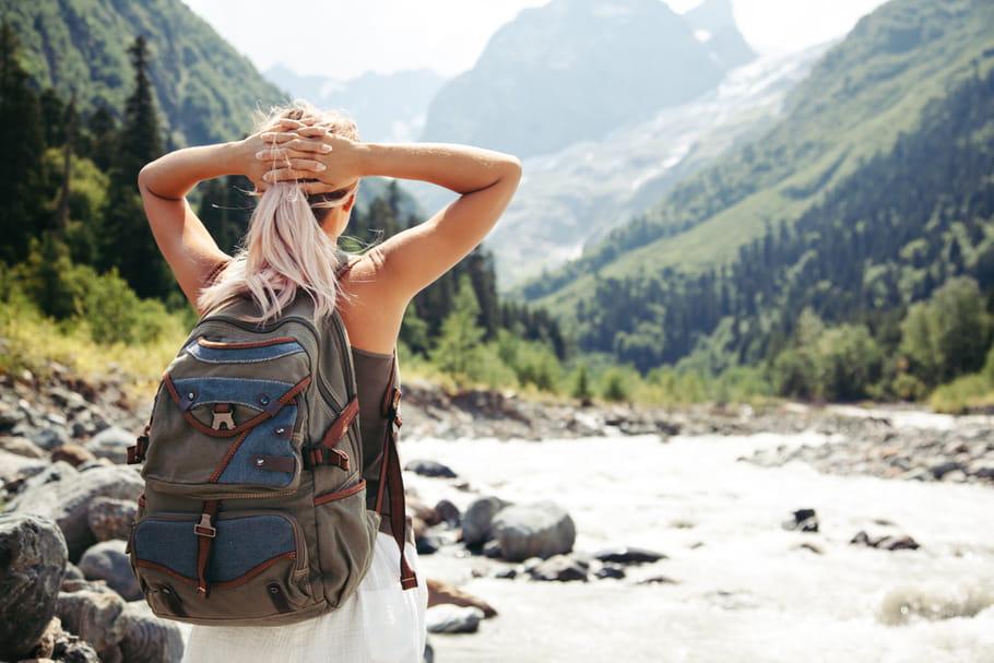 Voyager seule: la tendance est au tourisme 100% féminin