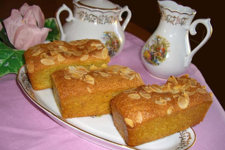 Mini gâteaux aux amandes