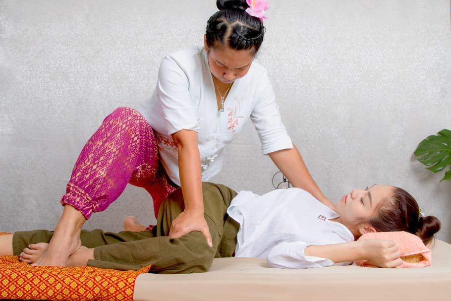 Le massage thaïlandais, qu'est-ce que c'est ?