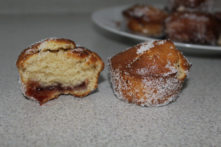 Muffins Donuts