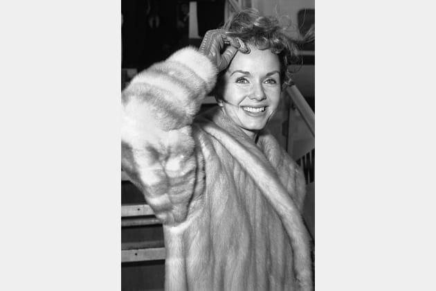 Debbie Reynolds, radieuse