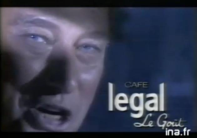 Johnny Hallyday n'a de Legal (que) Le Goût