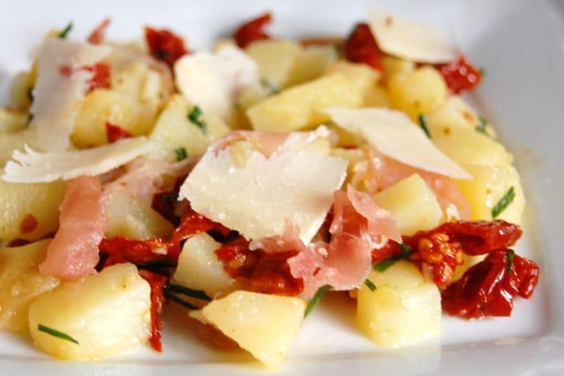 Recettes printanières à la pommes de terre