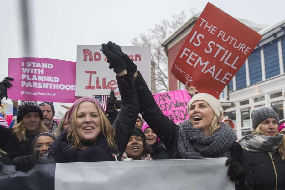 Women's March: le combat des femmes continue à Paris