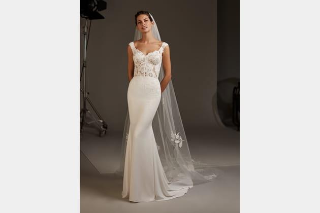 Robe de mariée Atlas, Pronovias 2020