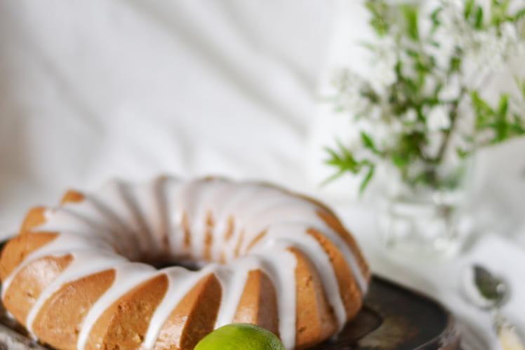 Bundt cake citron et thé earl grey