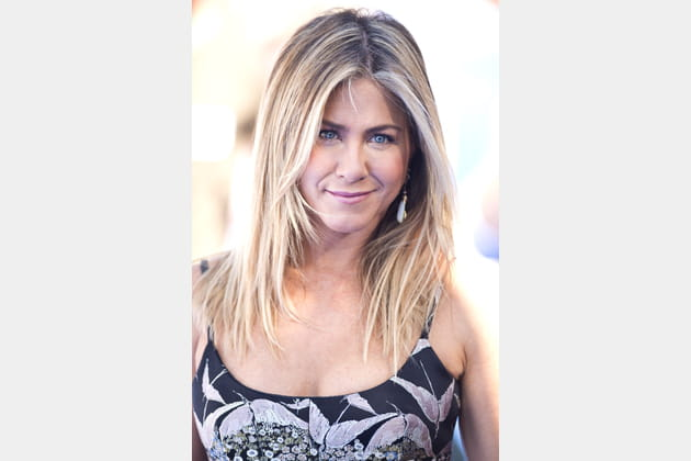 Jennifer Aniston réagit au divorce de Brad et Angelina