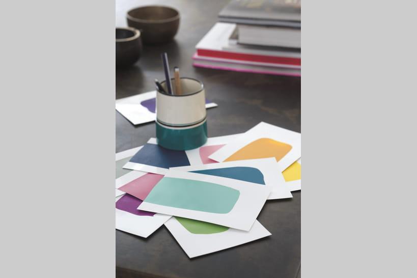 ressource x sarah lavoine des peintures aux couleurs vibrantes. Black Bedroom Furniture Sets. Home Design Ideas