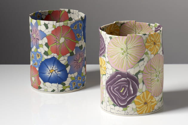 Vases Flower bomb par Maria ten Kortenaar