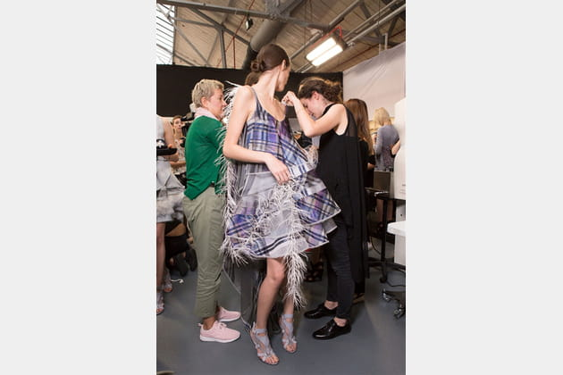Antonio Berardi (Backstage) - photo 10