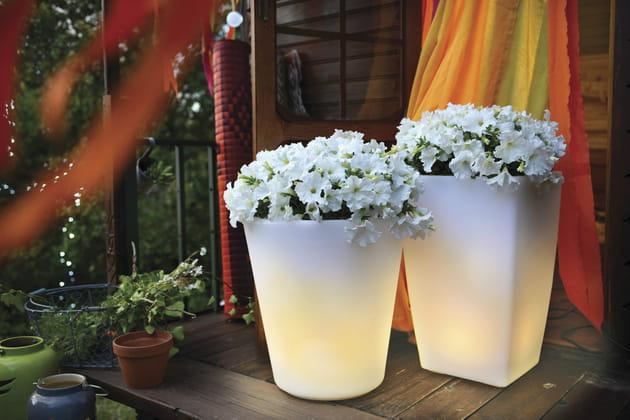 Luminaire Pot De Fleur De Blach Re