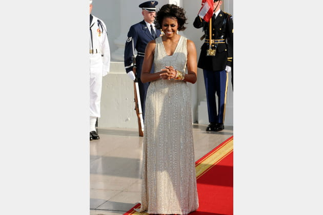 Michelle Obama le 7juin 2011