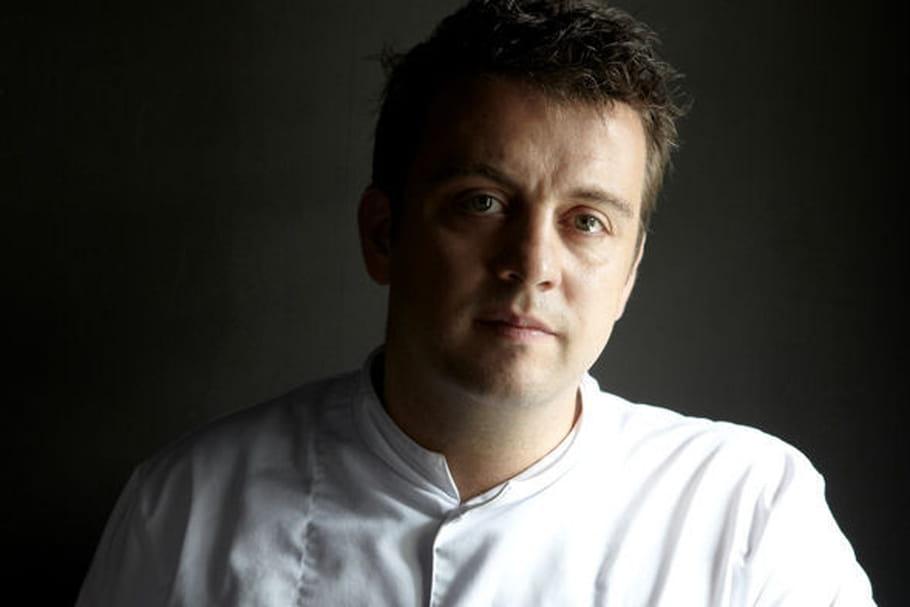 Alexandre Gauthier, sacré Cuisinier de l'Année par le Gault & Millau
