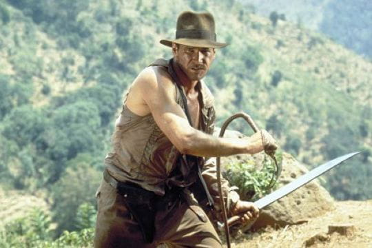 Harrison Ford, l'aventurier