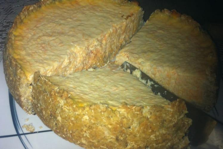 Cheesecake au potiron