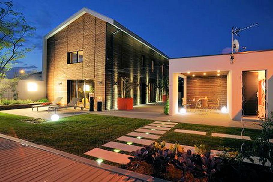 les hauts de feuilly saint priest 2e prix habitats group s. Black Bedroom Furniture Sets. Home Design Ideas