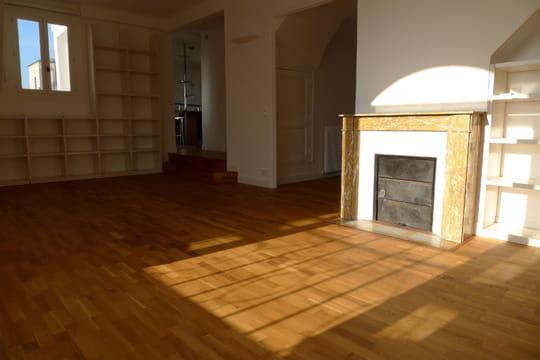 Un appartement de 100 m²