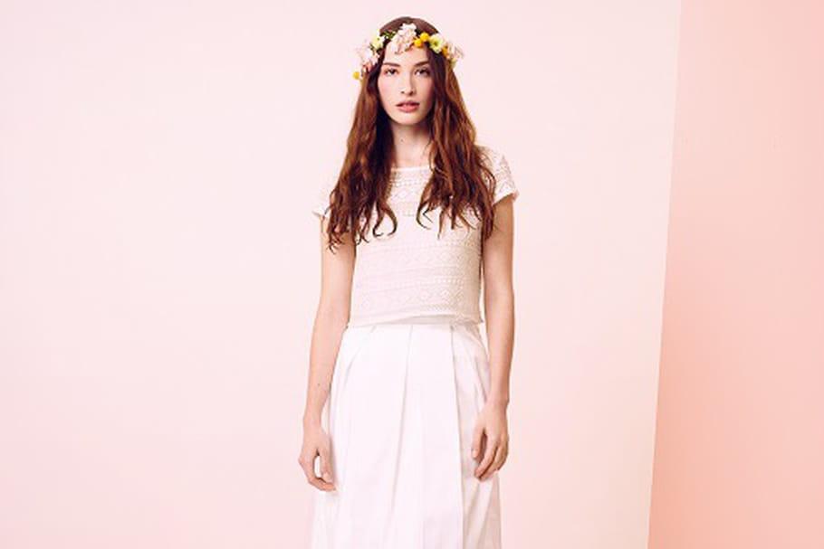 KIABI lance sa première robe de mariée
