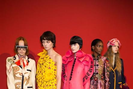Gucci (Backstage) - photo 32