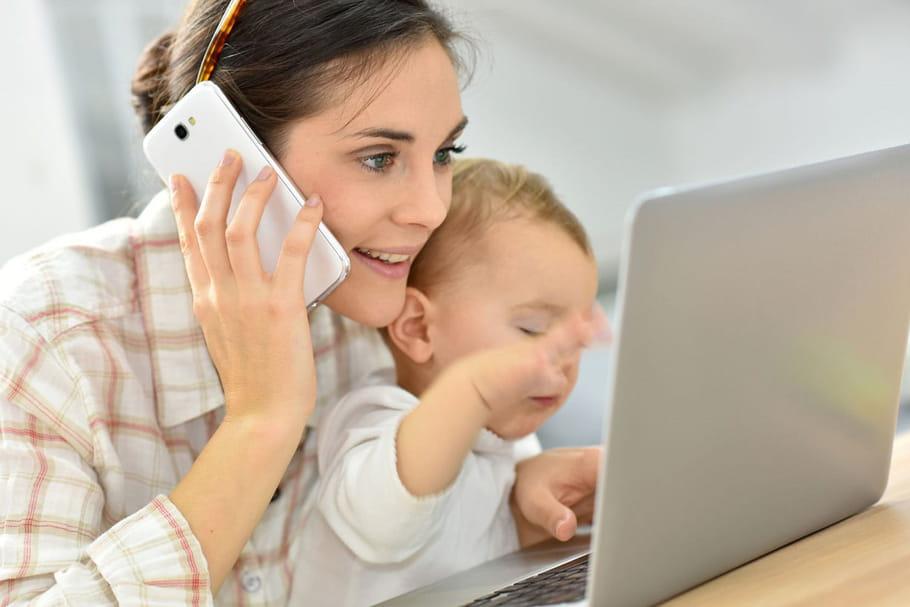 Fin du congé maternité: 7conseils avant de reprendre le travail