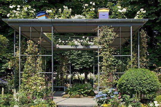 Un jardin pour la biodiversité