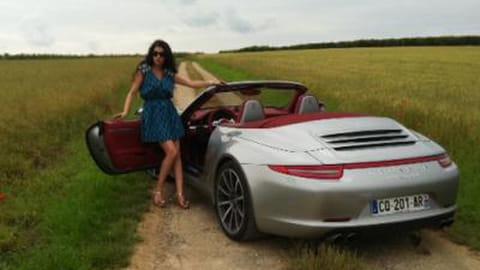 Essai Porsche 911 Carrera 4 Cabriolet