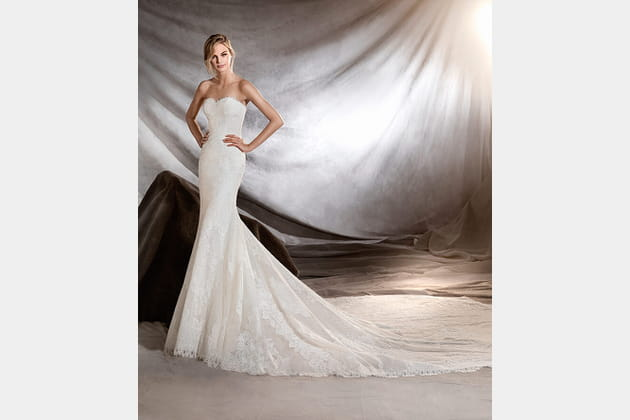Robe de mariée Orilla, Pronovias