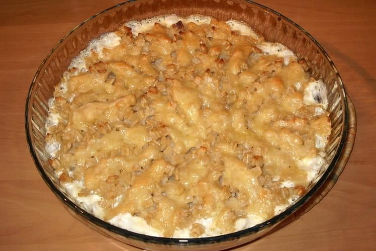 Crozets en gratin : la meilleure recette
