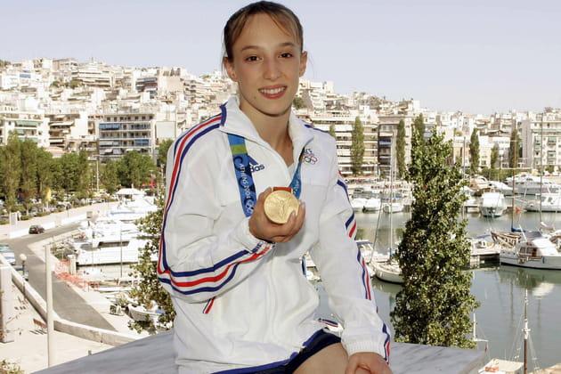 Gymnastique : Émilie Le Pennec