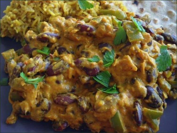 Recette de haricots rouges l 39 indienne la recette facile - Cuisiner haricot rouge ...
