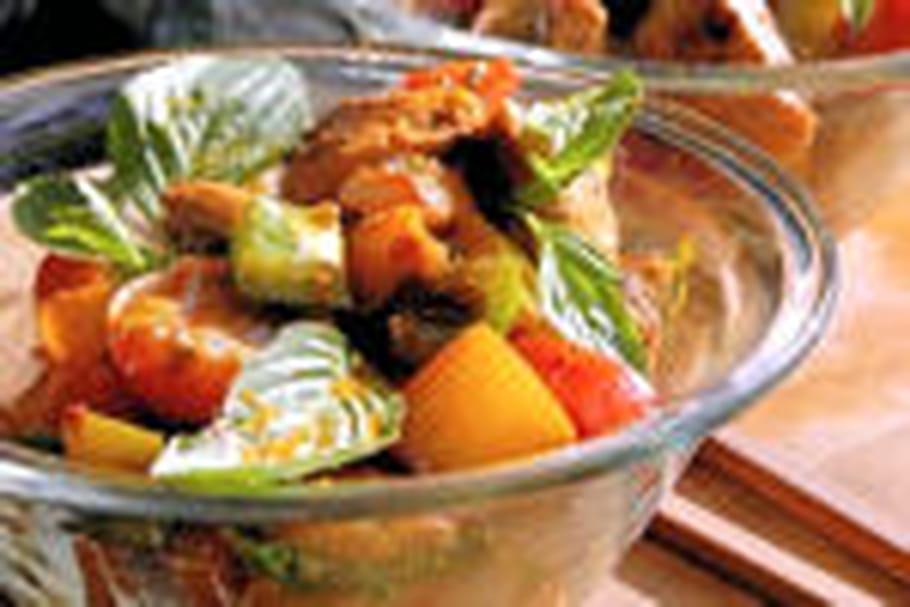 Avec les currys, voyage des papilles garanti !