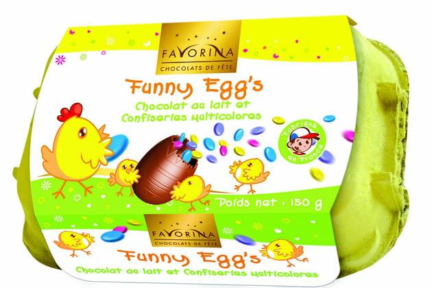 Funny Egg's de Lidl
