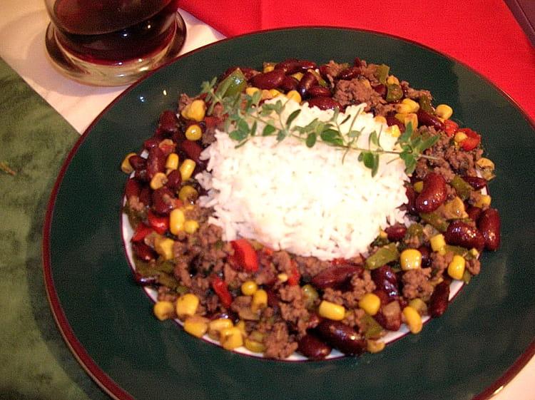 Chili con carne la meilleure recette - Recette chili cone carne thermomix ...