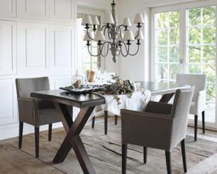 rustique chic. Black Bedroom Furniture Sets. Home Design Ideas