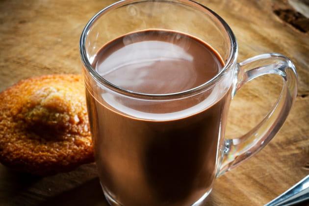 Le chocolat chaud vegan de Michel Cluizel