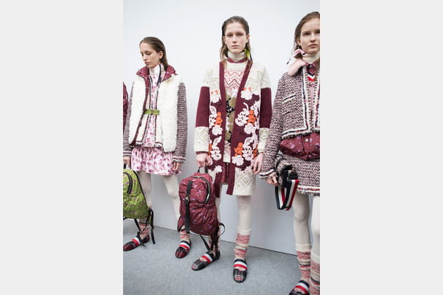 Moncler Gamme Rouge (Backstage) - photo 35